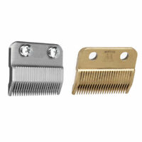 Replace Cutter Head Metal Bottom Clipper Blade for Wahl Electric Shaver F5E F5E3