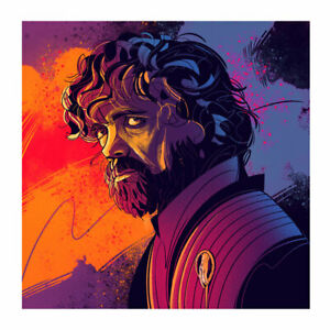 """Game of Thrones Hand of the Queen Limited Giclee Print Art Poster 12"""" x 12"""""""
