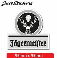 JAGERMEISTER I sticker bumper fridge car window esky ute  LABEL