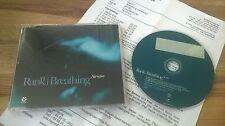 CD Pop Rank 1 - Breathing  / Airwave (6 Song) Promo KONTOR ID & T sc + Presskit