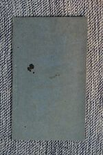 Seventh Annual Report on Managers of Religious Tract Society Washington 1826 VTG