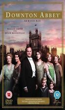 DOWNTON ABBEY : Series 6 Complete - 6th Sixth Season Brand New & UK Region 2 DVD