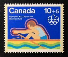 Canada #B5 MNH, Olympics Water Sports - Rowing Semi Postal Stamp 1975
