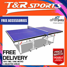 PRIMO 19MM Optimal Table Tennis Ping Pong Table Pro Size FREE DELIVERY(T&C) AU