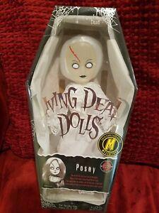 Living Dead Dolls Posey- White Variant