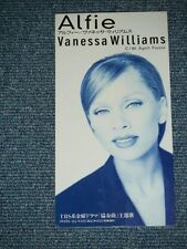 "VANESSA WILLIAMS Japan Only 1996  Tall 3"" inch CD Single ALFIE"