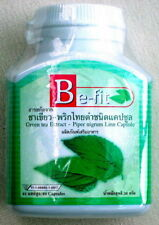 New BE-FIT Slimming Weight Loss Herbal Green Tea Diet Caps