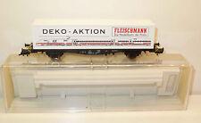 Fleischmann H0 Containerwagen Fleischmann Deko - Aktion