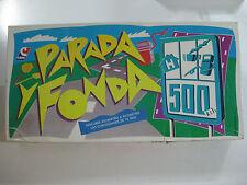 JUEGO DE MESA VINTAGE PARADA Y FONDA-AÑOS 80-RARO-NUEVO-JUGUETES CEFA-ESPAÑA