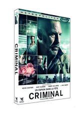 DVD *** CRIMINAL *** Kevin Costner, Gary Oldman ( Neuf sous blister )