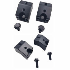 4pcs Seat Spacer Lift Front of Seat For Toyota Tacoma Two Seat 07+
