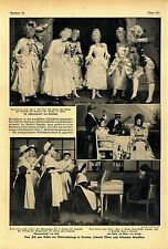 Fest zum Besten der Blindenfürsoge in Breslau Lebende Bilder nach bekanten..1908