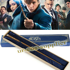 New Newt Scamander Magic Wand W/Blue Box Fantastic Beasts and Where to Find Them