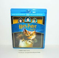 DVD BLU RAY HARRY POTTER A L'ECOLE DES SORCIERS
