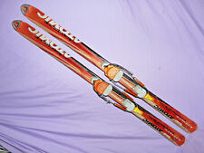 Atomic Telemark Tm:Ex 168cm Skis w/ Voile Hardwire Tele Bindings Leashes ��