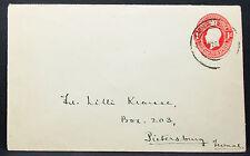 Union of South Africa Postal Stationery Südafrika Ganzsache Brief GS (I-9048