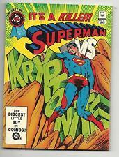 Best of DC Blue Ribbon Digest #36 - Superman vs. Kryptonite - NM- 9.2
