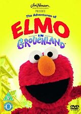 Adventures of Elmo in Grouchland - 2012 Repackage [DVD][Region 2]
