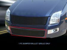 Fedar Lower Bumper Billet Grille For 2006-2009 Ford Fusion - Black