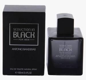 Antonio Banderas Black Seduction EDT - 100 ml  (For Men)