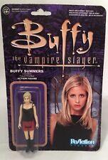 Buffy the Vampire Slayer Buffy Summers Funko ReAction Figure 2014 NEW