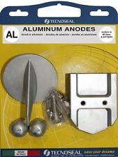 Mercruiser sterndrive Aluminium Anode set -Alpha One Gen 1 - Free P&P