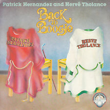 "7"" 45 TOURS FRANCE PATRICK HERNANDEZ HERVE THOLANCE ""Back To Boogie"" 1979 DISCO"