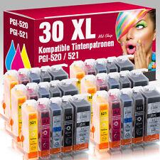 30 Druckerpatronen für Canon Pixma IP 4700