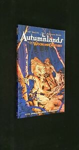 THE AUTUMNLANDS VOL 2 WOODLAND CREATURES TPB FIRST PRINTING