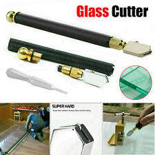 Professional Glass Cutter Oil Lubricated Cutters With Grip Carbide  Precision UK