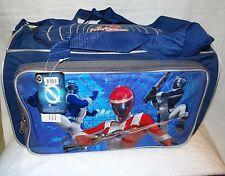 """NWT POWER RANGERS  OPERATION OVERDRIVE DUFFLE BACKPACK 9"""" X16"""""""