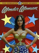 Wonder Woman: Season 1, New DVD, Lyle Waggoner, Lynda Carter, Bruce Bilson (II),