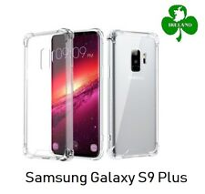 Samsung Galaxy S9 Plus Case Cover Crystal Clear Gel Protective ShockProof Case