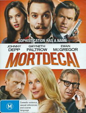 Mortdecai - Comedy / Violence / Action - Johnny Depp, Gwyneth Paltrow - NEW DVD