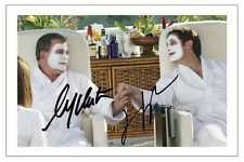 WILLIAM SHATNER & JAMES SPADER BOSTON LEGAL SIGNED PHOTO PRINT AUTOGRAPH