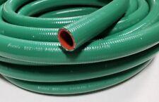 "1=1ft 1"" ID FlexFab 5521 Green Silicone Heater Hose 25mm Radiator Coolant"