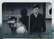 Twilight Zone Series 4 S&S Quotable Twilight Zone Chase Card Q15