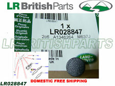 GENUINE LAND ROVER DOOR TRIM PANEL PLUG RANGE ROVER EVOQUE LR028847 NEW