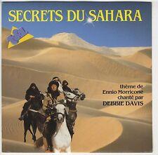 TV SP Secrets du Sahara Debbie Davis Ennio Morricone  1988 comme NEUF