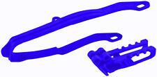 UFO Chain Guide/Slider Kit Blue Yamaha YZ450F/YZ250F 4-Stroke 2007-2008