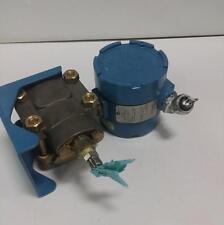 FISHER ROSEMOUNT 1000PSI 4-20MA 45VDC PRESSURE TRANSMITTER 1151-GP8E22B2