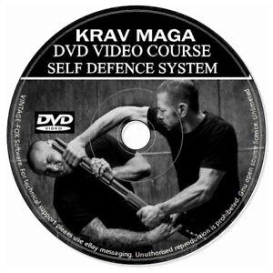 Learn Krav Maga - Combat Training Complete Marital Arts Self Defence Course DVD