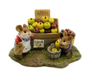 Wee Forest Folk M-187a Adam's Apples - Special (RETIRED)