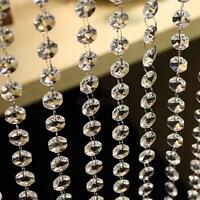 3 Meter Perlenband Perlenschnur Wachsperlen Tischband creme rot weinrot Girlande