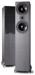 Cambridge Audio SX80 Floorstanding Speakers pair Black (RRP $1,299)