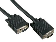 Câble S/VGA Femelle vers S/VGA Mâle 15 Broches Longueur 2 Métres