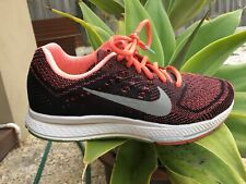 Nike 💖Zoom Structure 18 Runners Sneakers Sports Gym Shoes Women's Size US 7