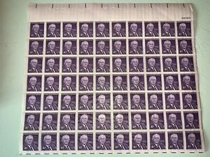 US Stamps SC# 1170 Walter George 4c sheet of 70 MNH 1960