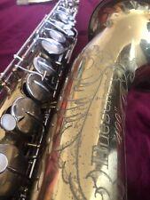 1964 Jahre Buescher 400 Tenor Saxophon - Videolink