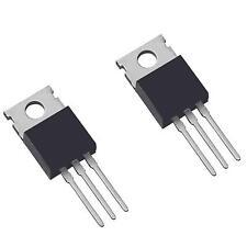 2x Genuine Irf520 N Channel Power MOSFET Transistor